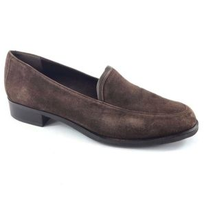 Rockport Brown Suede Classic Comfort Loafers (133)